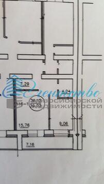 Продажа квартиры, Новосибирск, Ул. Титова, Продажа квартир в Новосибирске, ID объекта - 312615777 - Фото 1