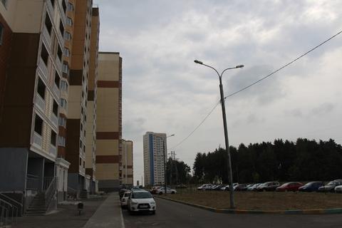 Студия, Домодедово, Курыжова, 30, без отд. - Фото 1