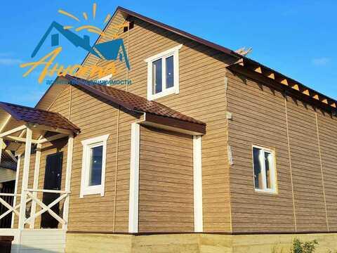 Новый дом с газом в деревне у озера - Фото 2