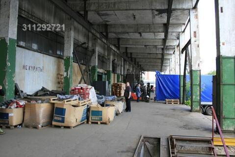 Под склад, отапл, выс.: 6 м, на огорож. охран. терр. Ст: в м - Фото 3