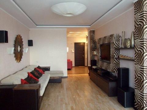 Отличная 4х комнатная на длительный срок - Фото 1