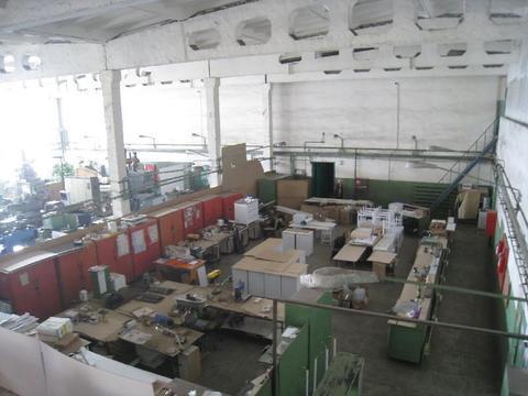 Производственое помещение. - Фото 1