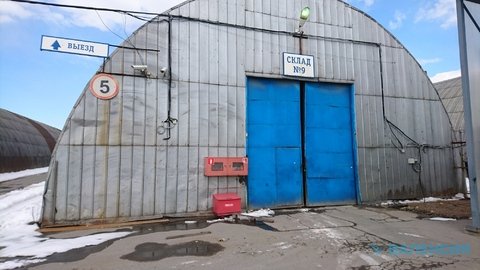 Сдается холодный ангар на ул. Софийская , д.4 лит Ф, 1078,2м2, 1 этаж - Фото 2