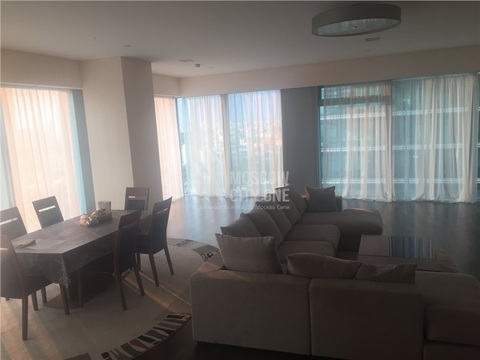 230 м2 Двуспаленный апартамент в Городе Столиц Башня Москва 34 этаж - Фото 5