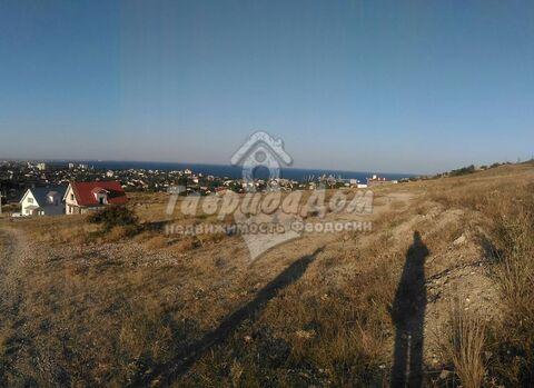 Продам участок 10 соток, Овражный, Феодосия - Фото 1
