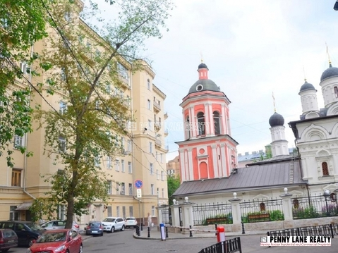 Продажа квартиры, м. Тверская, Богословский пер. - Фото 1