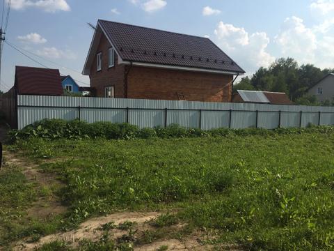 Участок в Новой Москве п. Щапово - Фото 1