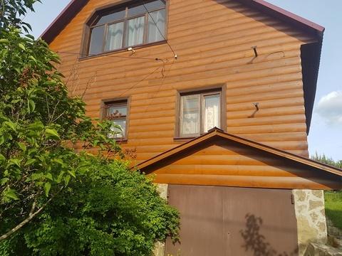Брусовой дом в жилой деревне Курбатово - Фото 1
