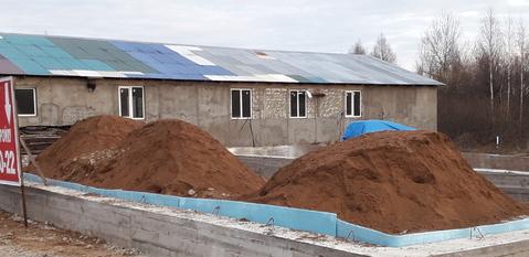 Участок 1,2га (Дом, фундамент, гараж, ангар) д.Щелканка - Фото 1