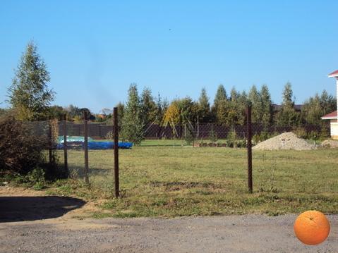 Продается участок, Новорижское шоссе, 48 км от МКАД - Фото 1