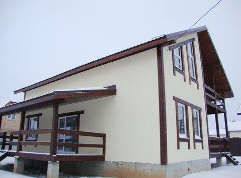 Продаётся новый дом 230 кв.м на участке 10.26 сот. в пос. Подосинки - Фото 5