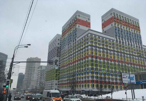 Продам 1-к квартиру, Москва г, Ярцевская улица 24к2 - Фото 2