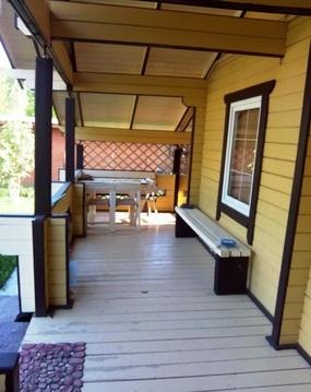 Продается одноэтажная дача 80 кв.м. на участке 10 соток - Фото 3