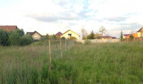Продается земельный участок, Большое Петровское, 25 сот - Фото 1