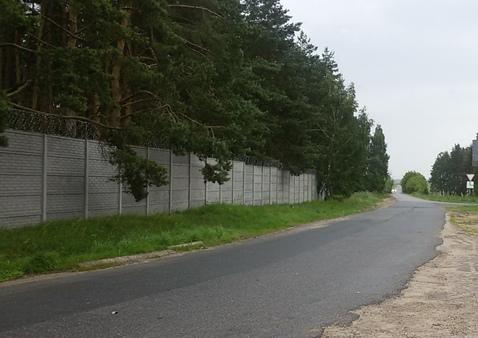 Пром. участок 40 сот в 18 км по Новорязанскому шоссе - Фото 1