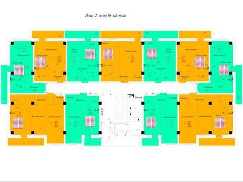 Продажа однокомнатной квартиры на 2, Купить квартиру в Кирове по недорогой цене, ID объекта - 319841052 - Фото 1