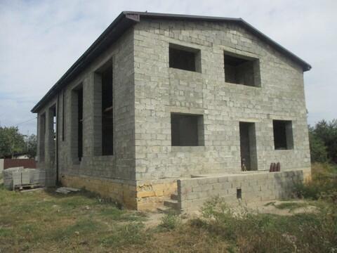 Продажа земельного участка в районе сш № 2 с недостроенным домом - Фото 1
