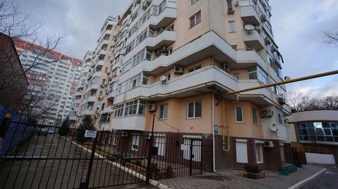 Купить квартиру в Новороссийске, автономное отопление, Новошип- строй. - Фото 1