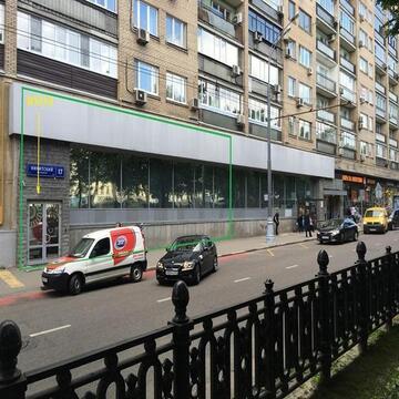 Торговое (общепит) помещение 400 м2 на Никитском бул. 17 - Фото 1