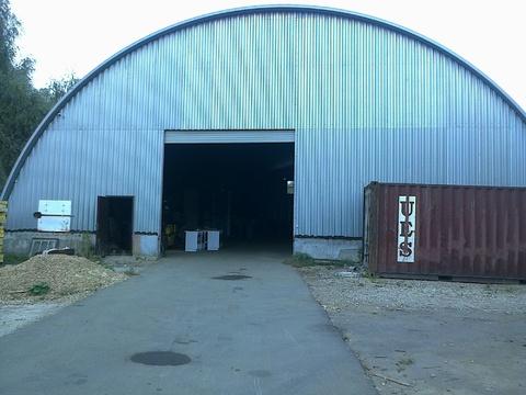 Сдам склад 1000 м2. в Жуковском, Быково, холодный. - Фото 2