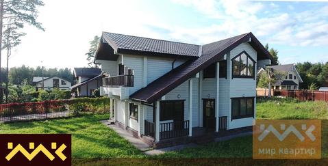 Продается дом, Пески п, Серебристая - Фото 1