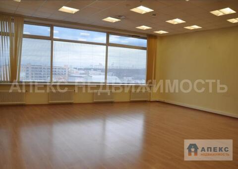 Аренда офиса 135 м2 м. Строгино в бизнес-центре класса А в Строгино - Фото 2
