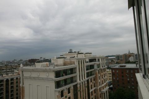 Однокомнатная квартира. Великолепный вид из окон на центр Москвы. - Фото 2