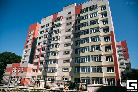 ЖК Октябрьский. 1-комн. 40 кв.м, 1420 тыс, 3/9 этаж - Фото 1