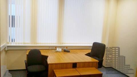 Офис с отделкой в бизнес-центре, без комиссии - Фото 4