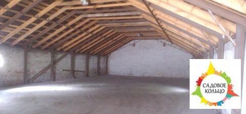 Под склад, ангарного типа, неотапл, выс.: от 3-6 м, пол бетон, с отд. - Фото 4