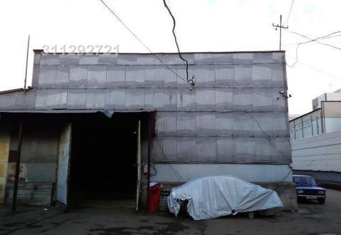 Под автосервис, теплый, выс. потолка:11 м, пол-бетон, с оборудов, ого - Фото 1