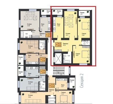 Продажа квартиры, Калининград, Ул. Свердлова - Фото 1