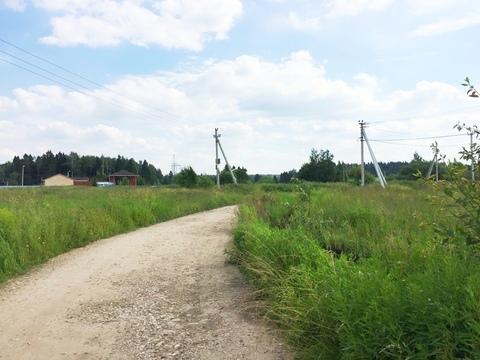 Продается 30 соток в д. Сурмино, 39 км от МКАД по Дмитровскому шоссе. - Фото 4