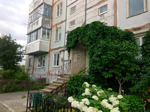 Судогодский р-он, Радужный г, 3-й квартал, д.4, 3-комнатная квартира . - Фото 1