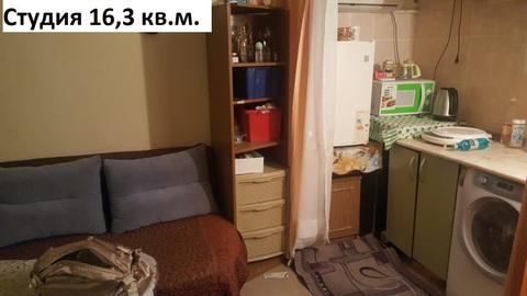 Студия 16,3 кв.м. - Фото 2