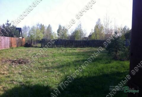 Горьковское ш. 35 км от МКАД, Стулово, Участок 8 сот. - Фото 4