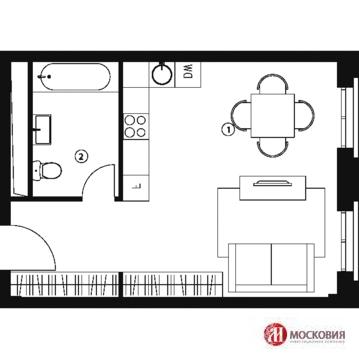 Продажа квартиры, Продажа квартир в Москве, ID объекта - 332299869 - Фото 1