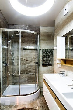 Квартира с дизайнерским ремонтом в новом жилом комплексе. - Фото 5