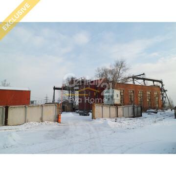 Сдается склад площадью 480 кв.м. по адресу: ул. Черняховского, 69б - Фото 2