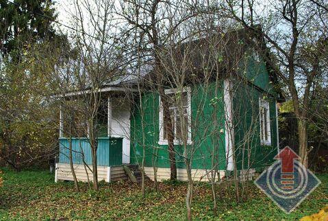 Небольшая уютная дача в СНТ Коммунар у д. Горчухино и г. Наро-Фоминска - Фото 1