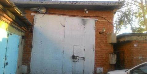 Продажа гаража, Иркутск, Крылатый мкр - Фото 2