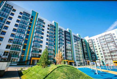 Продажа ART city Ершова 8 однокомнатная квартира в центре Казани. - Фото 1