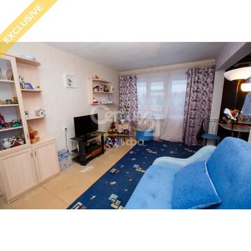 Продается 2-комнатная квартира на ул. Ключевая, д. 22б - Фото 1