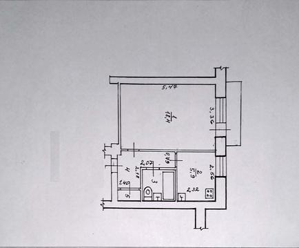 1-комнатная Строителей д.30 Конаково - Фото 2