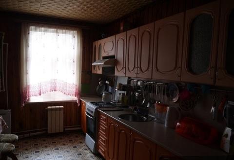 Продается 1/2 часть дома в г. Кашира по ул. Каляева, д. 42. на участке - Фото 2