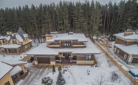 Дом у леса с дизайнерским ремонтом - Фото 2