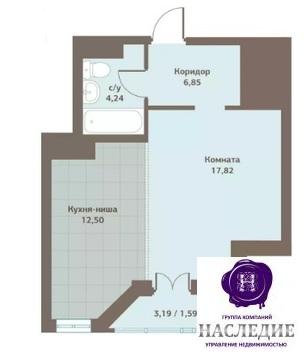 "Самая низкая цена на предложение квартиры(компаунд ""Живаго"") - Фото 3"