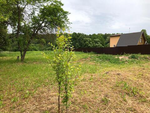 Продам земельный участок в селе Ильинское Малоярославецкого района - Фото 2
