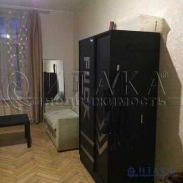 Продажа комнаты, м. Василеостровская, 16-я В.О. линия - Фото 1