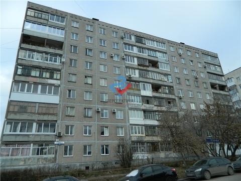 Квартира по адресу Красина 15, Купить квартиру в Уфе по недорогой цене, ID объекта - 321878190 - Фото 1